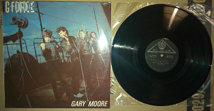 Gary Moore - G-Force 1980 (NM/EX+)