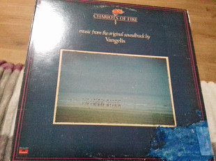VANGELIS.chariots of Fire.ost 1981polydor USA
