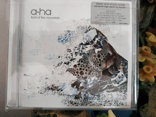 A-HA''FOOT OF THE MOUNTAIN''CD