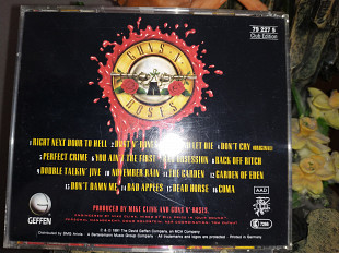 GUNS' N ROSES''USE YOUR ILLUSION''CD