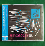 The Five Corners Quintet Featuring Mark Murphy ‎– Hot Corner