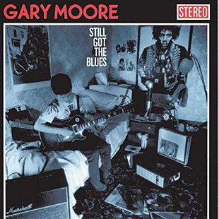 M/M- vinyl , Gary Moore: Still Got The Blues -1990