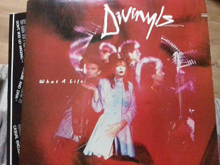 Divinyls. what a life 1985 chrysalis can