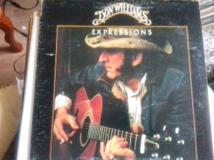 Don Williams. expressions 1978 ABC usa 1st