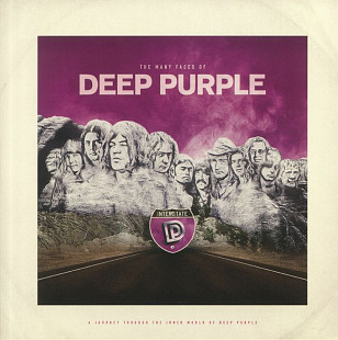 V.A. Deep Purple - The Many Faces Of Deep Purple - 2014. (2LP). 12. Vinyl. Пластинки. Argentina. S/S