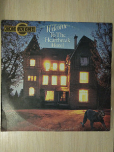 C.C. Catch ‎– Welcome To The Heartbreak Hotel \Балкантон ‎\BTA 12206\Bulgaria\1988\VG+\VG+