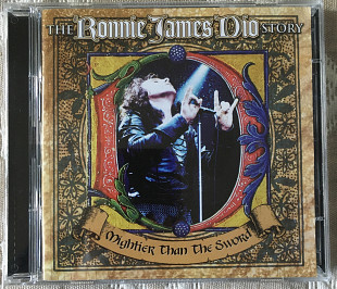 Ronnie James Dio ‎– 2011 The Ronnie James Dio Story: Mightier Than The Sword (2CD)