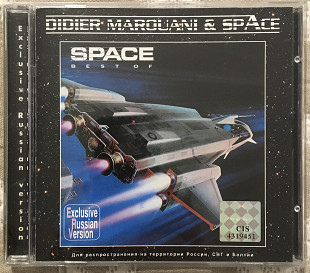 Space ‎– 2002 Best Of [BMG Russia ‎– 74321 97723 2]