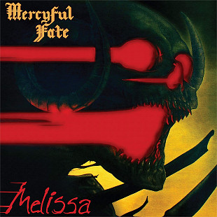 Mercyful Fate ‎– Melissa (US 2020, Limited yellow/black)