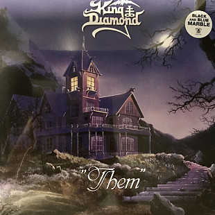 King Diamond ‎– Them (US 2020)