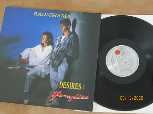 Radiorama ''Desieres and Vampires''lp