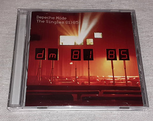 Фирменный Depeche Mode - The Singles 81-85