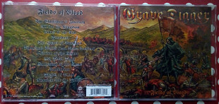 Grave Digger - Fields of Blood 2020 (NEW)