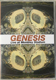 Genesis ‎– Live At Wembley Stadium [UK & Eorope Virgin ‎– 7243 5 99070 9 3, Virgin ‎– 599 0709]