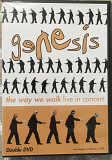 Genesis ‎– The Way We Walk - Live In Concert (2DVD) [US Pioneer Artists ‎– PA-11908]