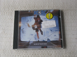 AC /DC / blow up your video / 1988