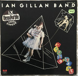 Ian Gillan Band ‎– 1976 Child In Time [Germany Polydor ‎– 2391 232, Oyster ‎– none]