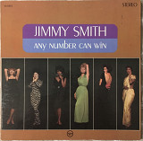 Jimmy Smith ‎– 1963 Any Number Can Win [US Verve Records ‎– V6-8552]