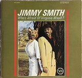 Jimmy Smith ‎– 1964 Who's Afraid Of Virginia Woolf? [Germany Verve Records ‎– V6-8583]