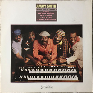 Jimmy Smith ‎– 1982 Off The Top [Germany Elektra Musician ‎– MUS K 52 418]