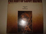 SAVOY BROWN-The best of savoy brown 1977 USA Rock, Blues