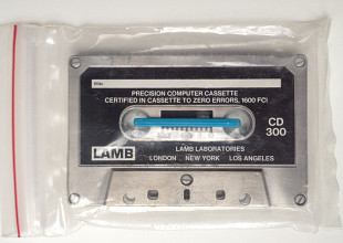 Кассета LAMB Laboratories CD-300
