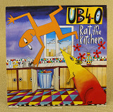 UB40 ‎– Rat In The Kitchen (Англия, DEP International)