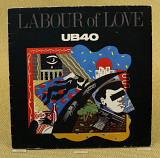 UB40 ‎– Labour Of Love (Англия, DEP International)