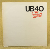 UB40 ‎– The Singles Album (Англия, Graduate Records)