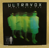 Ultravox ‎– Three Into One (Германия, Island Records)