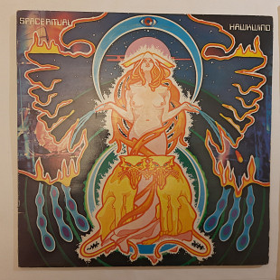 "Hawkwind ""space ritual '' 73 (80) (2 LP) -UK"
