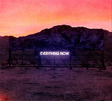 Arcade Fire - Everything Now (2017, CD, запечатанный)