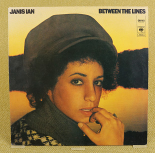 Janis Ian ‎– Between The Lines (Голландия, CBS)