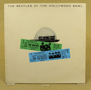 The Beatles ‎– The Beatles At The Hollywood Bowl (Англия, Parlophone)
