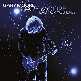 M/M -vinyl, 2xLP Gary Moore: Bad For You Baby 2008(180g)