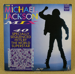 Michael Jackson / The Jackson 5 ‎– The Michael Jackson Mix (Англия, Stylus Music)