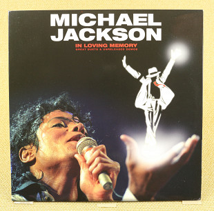 Michael Jackson ‎– In Loving Memory (Great Duets & Unreleased Demos) Unofficial Release