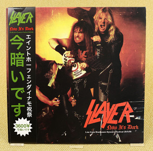 Slayer ‎– Now It's Dark (Испания, Barca Discos) Unofficial Release