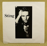 Sting ‎– ...Nothing Like The Sun (Англия, A&M Records)