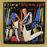 Sting ‎– Bring On The Night (Англия, A&M Records)