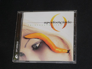 A Perfect Circle ‎– Thirteenth Step (2003) Copy Protected канадское издание