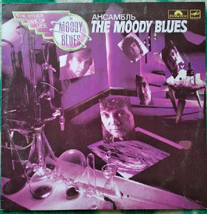 "The Moody Blues ‎– ""The Other Side Of Life"" - 1987 - Мелодия - LP."