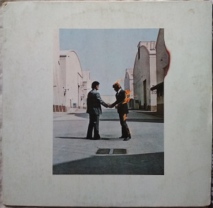 Пластинка Pink Floyd ‎– Wish You Were Here (1975, Harvest 1C 064-96 918, Matrix 96 918 A-2/B-2, Germ