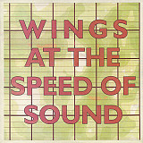 Wings ‎– At The Speed Of Sound