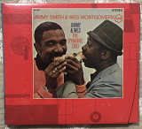 Jimmy Smith & Wes Montgomery ‎– 1966 Jimmy & Wes - The Dynamic Duo [USA Verve Records ‎– 314 521 44