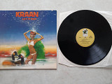 KRAAN ( KRAUT ROCK ) LET IT OUT ( PASSPORT PPSD 98015 ) 1975 USA