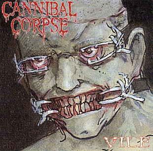 Cannibal Corpse - 2 альбома (фирменные)