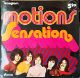 The Motions- Sensation 1971 (NL) [EX / EX-]
