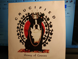 ARMY OF LOVERS''CRUCIFIED'' '''7'''