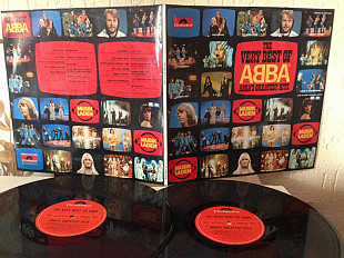 Пластинка ABBA 2 LP The Very Best Of ABBA